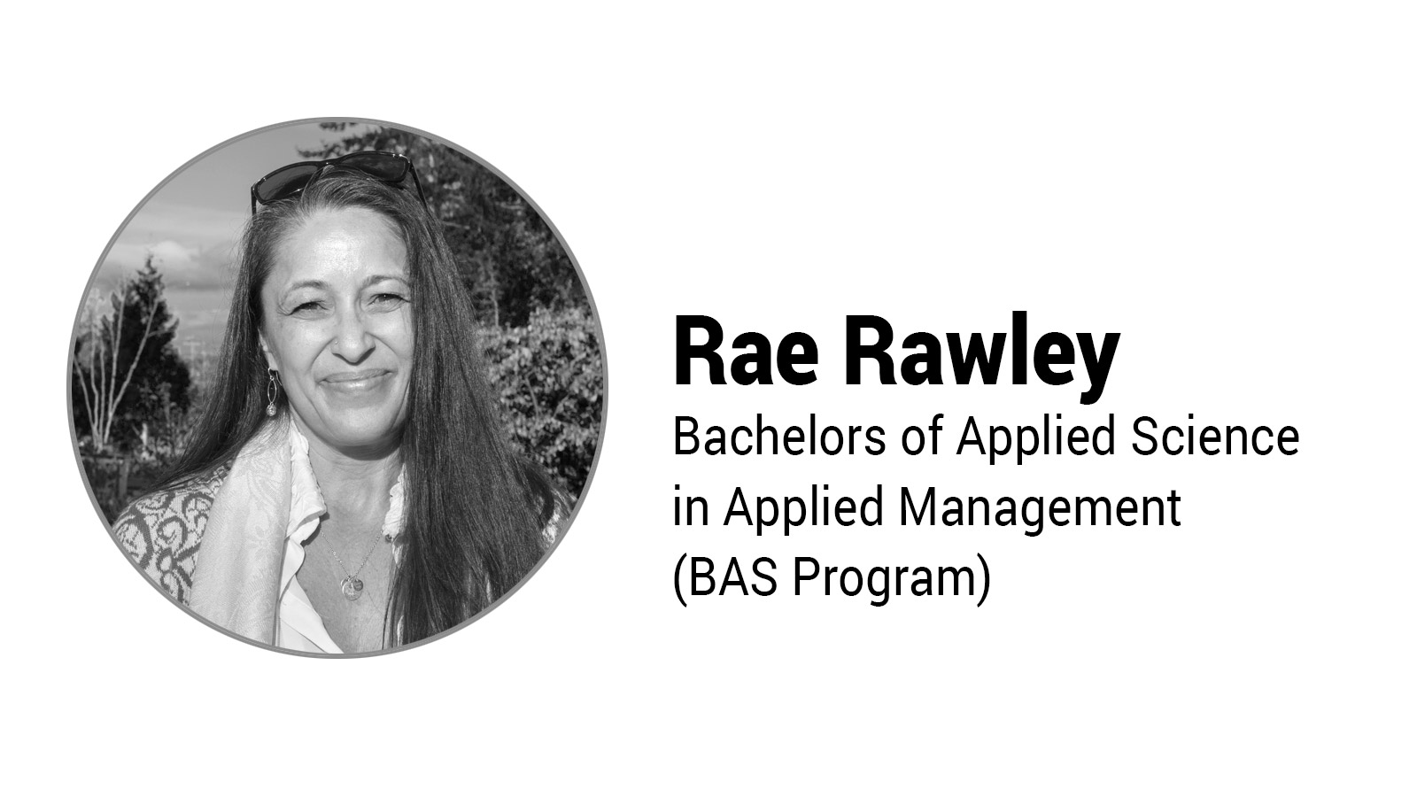 Faculty Highlight – Rae Rawley